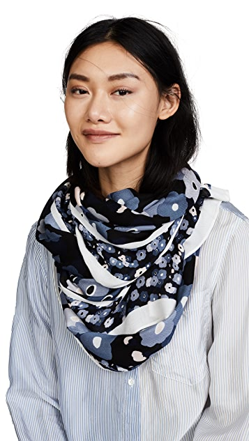 Kate Spade New York Blooming Oblong Scarf
