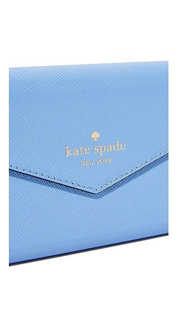 Kate Spade New York Envelope iPhone 7 Wristlet