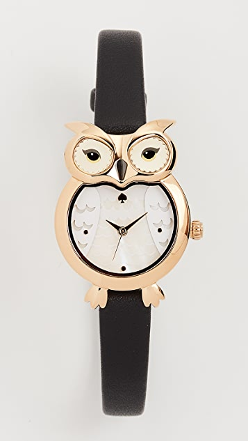 Kate Spade New York Owl Watch, 26mm