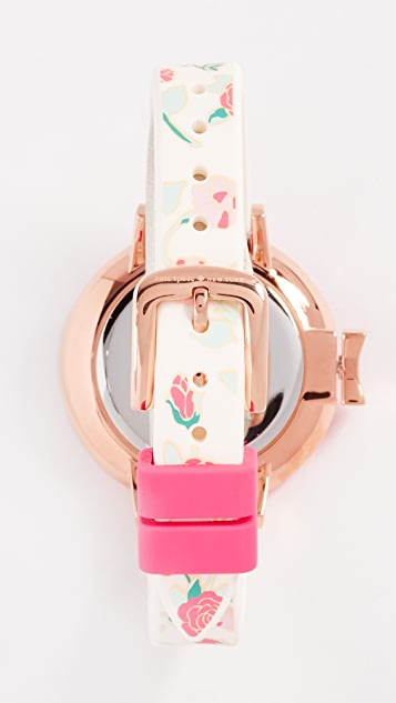Kate Spade New York Park Row Floral Watch, 34mm