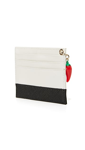 Kate Spade New York Spice Things Up Card Case