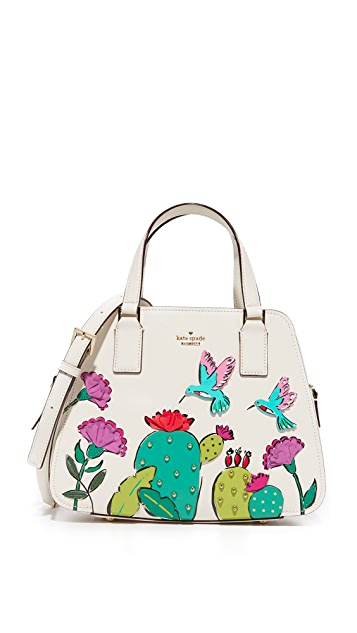 Kate Spade New York Cactus Little Babe Satchel