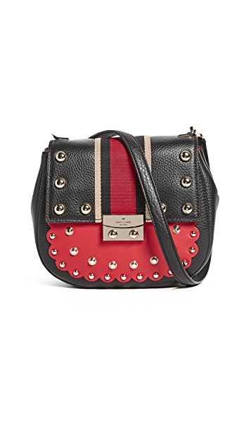 Kate Spade New York Madison Stewart Studded Byrdie Bag
