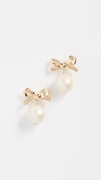 Kate Spade New York Skinny Mini Drop Earrings