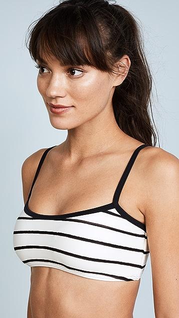 Kate Spade New York Stinson Beach Bralette Top