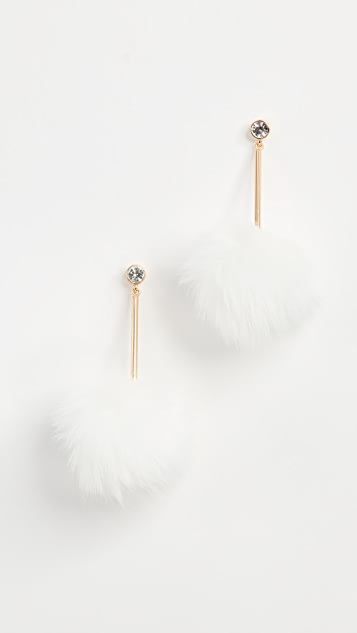 Kate Spade New York Pouf Earrings