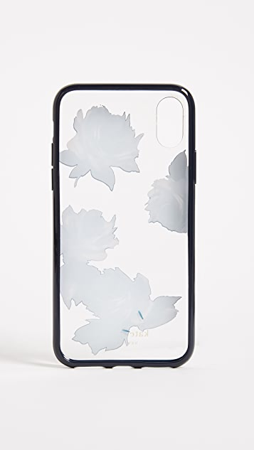Kate Spade New York Night Rose IPhone X Case