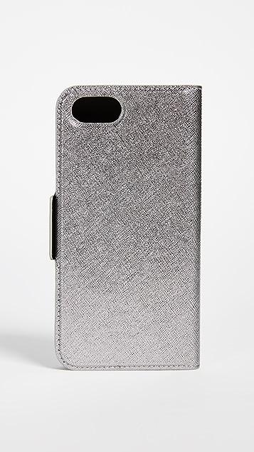 Kate Spade New York Owl Applique Folio IPhone 7 / 8 Case