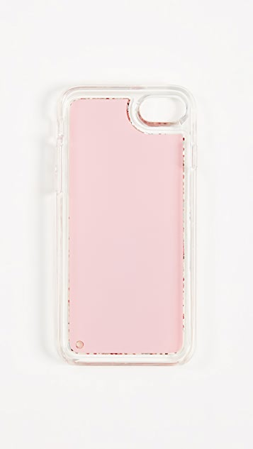 Kate Spade New York Glitter Love Potion iPhone 7 / 8 Case