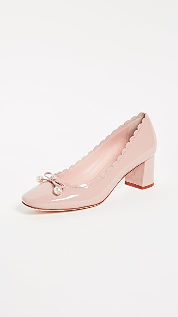 Kate Spade New York Saint Round-Toe Pumps outlet factory outlet cheap recommend free shipping tumblr NpPQtLa