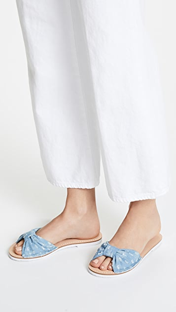 Kate Spade New York Woven Slide Sandals get authentic online sale good selling outlet deals NHfxXZI