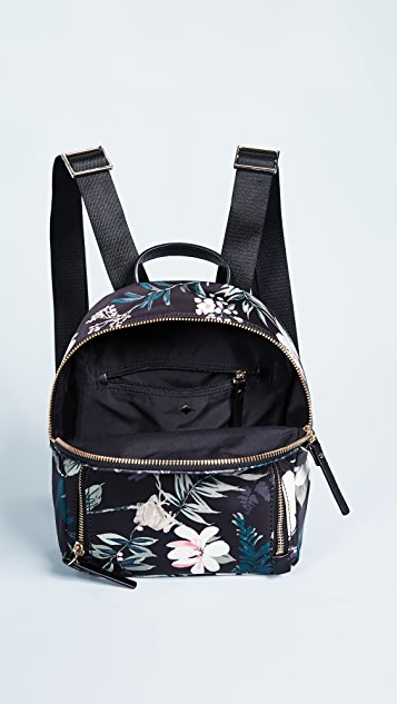 Kate Spade New York Watson Lane Small Hartley Botanical Backpack