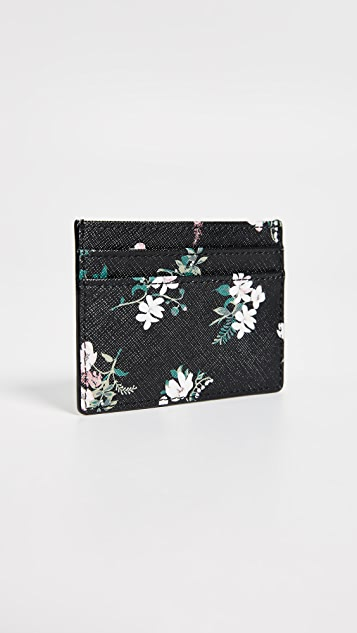 Kate Spade New York Cameron Street Flora Card Holder