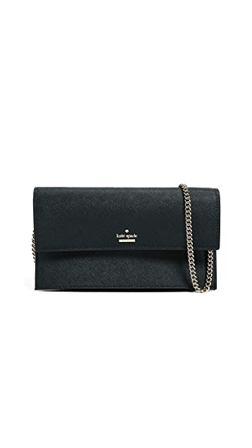 Kate Spade New York Cameron Street Brennan Wallet on a Chain