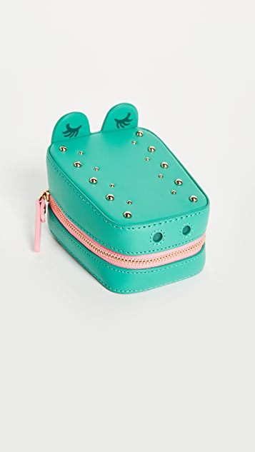 Kate Spade New York Swamped Gator Coin Purse