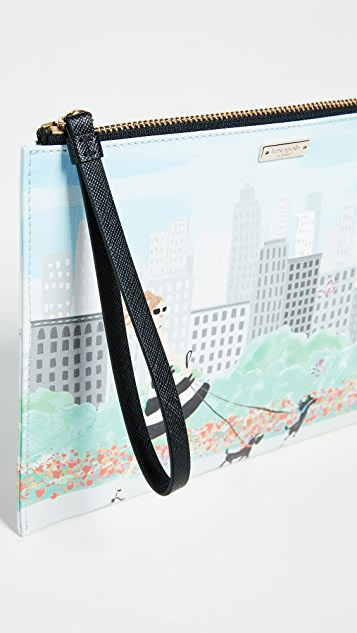 Kate Spade New York Mother's Day Medium Bella Pouch