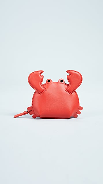 Kate Spade New York Shore Thing Crab Coin Purse