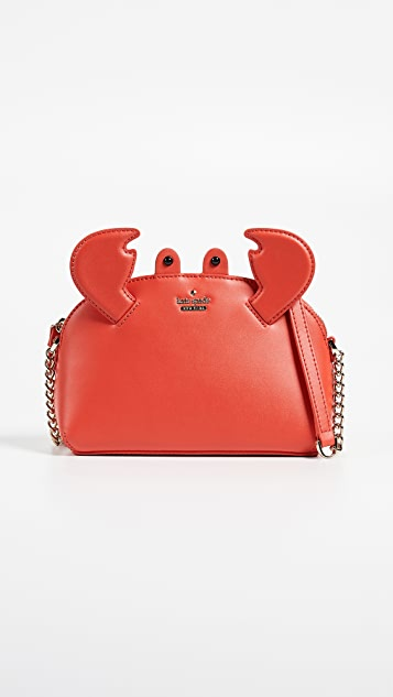 Kate Spade New York Shore Thing Crab Hilli Cross Body Bag