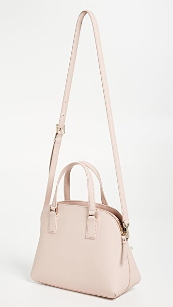 Kate Spade New York Swamped Magnolia Lottie Satchel