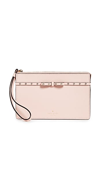 Kate Spade New York Elliot Street Leila Wristlet