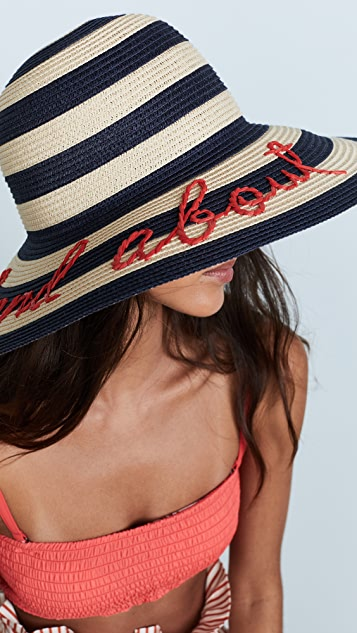 Kate Spade New York Out & About Sunhat