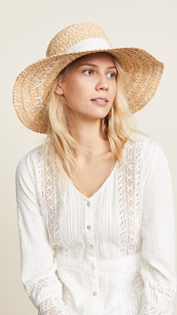 Kate Spade New York Just Married Sunhat