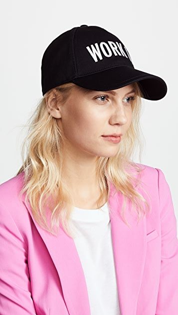 Kate Spade New York Work It Baseball Cap  2698bc549b05