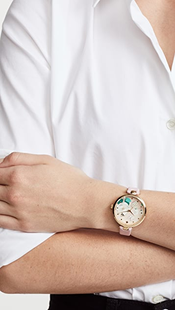 Kate Spade New York Holland Floral Watch, 34mm