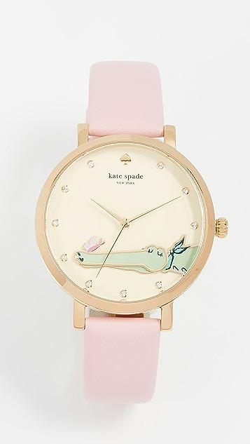 Kate Spade New York Moneterey Watch, 38mm