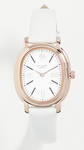 Kate Spade New York New Oval Watch, 24mm