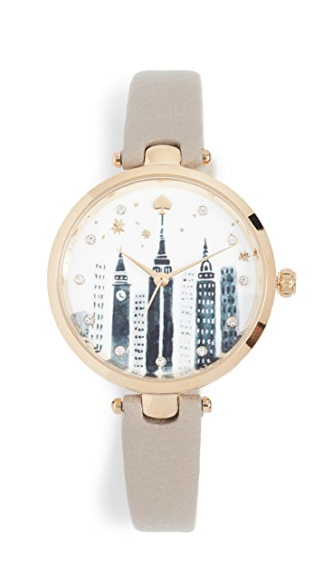 Kate Spade New York Holland Cityscape Watch