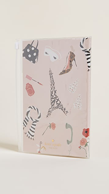 Kate Spade New York 2018 Paris Agenda