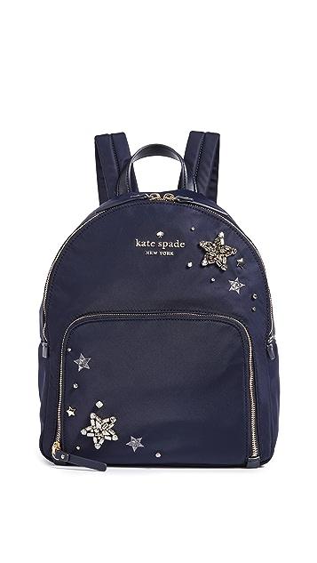 Kate Spade New York Watson Lane Embellished Hartley Backpack