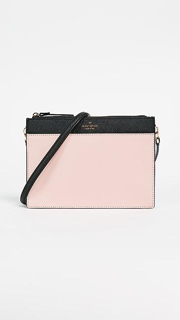 Kate Spade New York Clarise Cross Body Bag - Warm Vellum Multi
