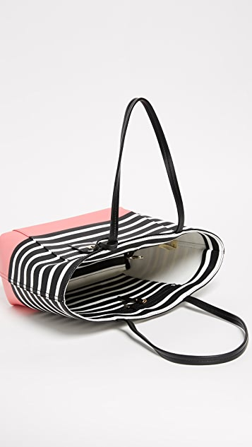 09517af35 Kate Spade New York Hyde Lane Dipped Small Riley Tote | SHOPBOP