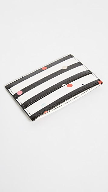 Kate Spade New York Cameron Street Confetti Card Holder