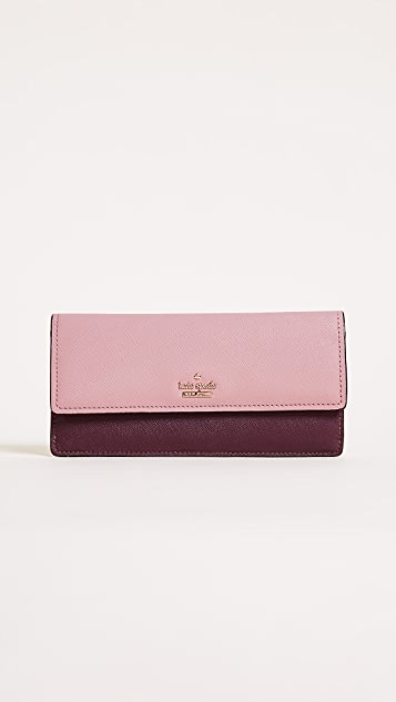 Kate Spade New York Alli Continental Wallet