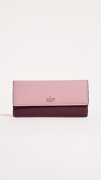 Kate Spade New York Alli Continental Wallet