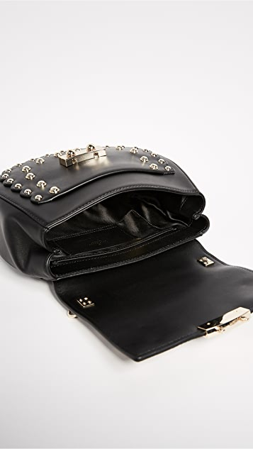 Kate Spade New York Madison Stewart Street Studded Byrdie Cross Body Bag