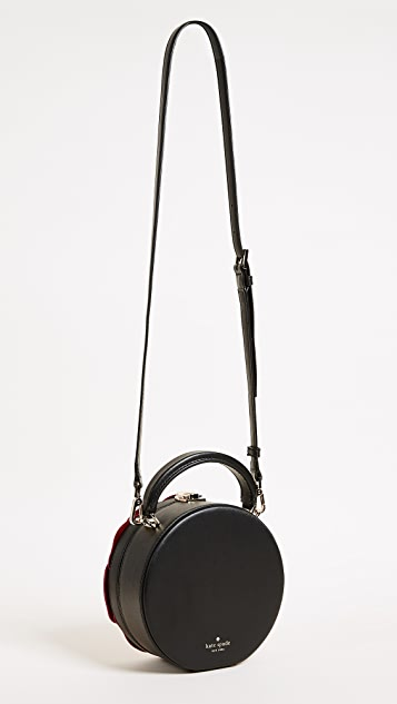 Kate Spade New York Ooh La La Poppy Cross Body Bag
