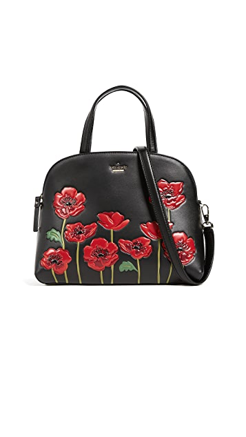 Kate Spade New York Ooh La La Poppy Lottie Satchel