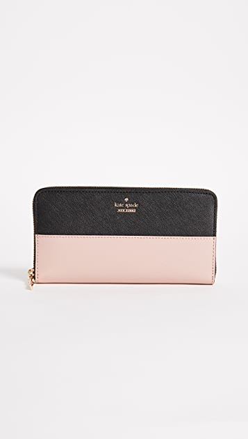 Kate Spade New York Cameron Street Lacey Wallet