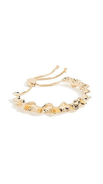 Kate Spade New York Frilled To Pieces Slider Bracelet
