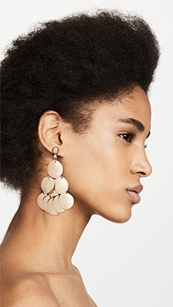 Kate Spade New York Gold Standard Statement Earrings
