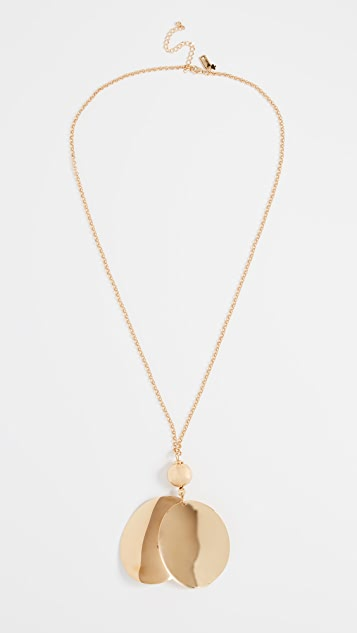 Kate Spade New York Gold Standard Pendant Necklace