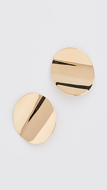 Kate Spade New York Gold Standard Statement Studs