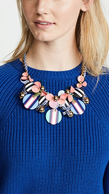 Kate Spade New York Set Sail Statement Necklace