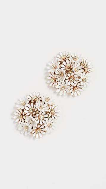 Kate Spade New York Loves Me Loves Me Not Statement Studs