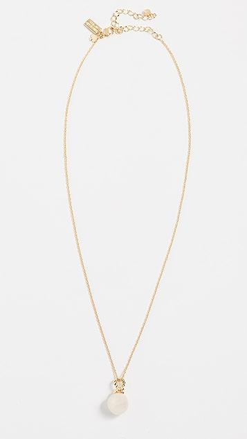 Kate Spade New York Sailor's Knot Mini Pendant Necklace