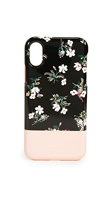 Kate Spade New York Flora Credit Card IPhone X Case